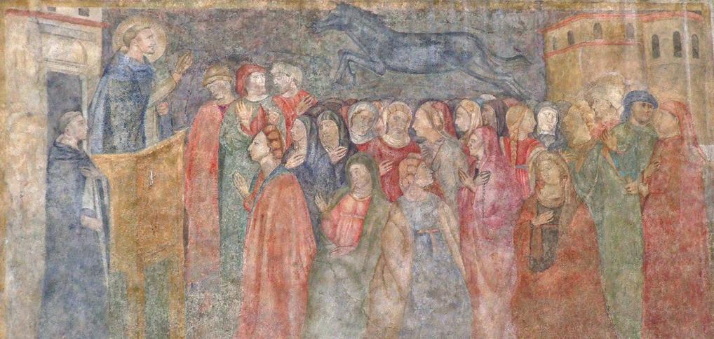 Predicazione di San Pietro Martire a Firenze