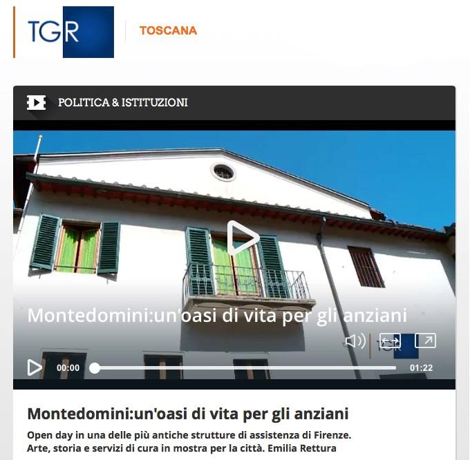 Montedomini: un'oasi di vita per gli anziani